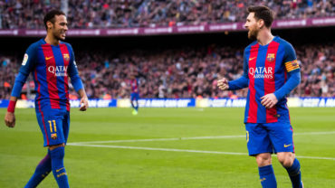 Con Messi y Neymar, Barcelona venció al Athletic Club