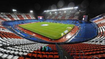 El Vicente Calderón albergará la final de la Copa del Rey