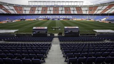 Leyendas del Atlético y el futbol despedirán el Vicente Calderón