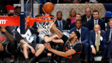 Anthony Davis brilló y el Oeste se llevó el NBA All Star Game