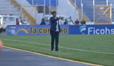 """Diego Vázquez: """"Jugamos contra 12, para mi tienen que darle los puntos a Motagua"""""""
