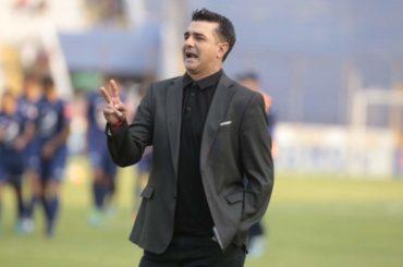 Diego Vázquez el entrenador que más partidos ha dirigido de manera continua en el fútbol hondureño