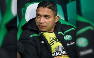 Emilio Izaguirre sigue sin ver acción con el Celtic