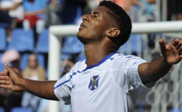 Anthony Lozano no esconde su malestar por la falta de gol