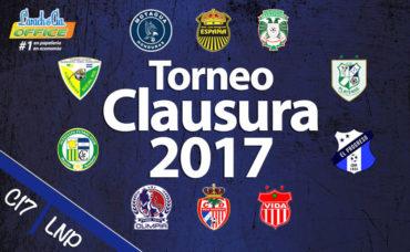 ¡Vamos a vivir nuestra Liga…!, Hoy se juega la Jornada #6 del Torneo Clausura