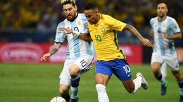 Sudamérica sigue en lo más alto en el Ranking FIFA