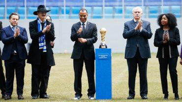 San Petersburgo ya vibra con la Copa Confederaciones
