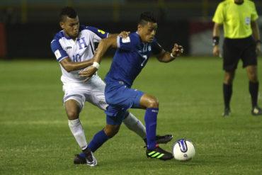 Honduras-El Salvador han pactado un amistoso para el 27 de Mayo