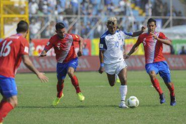 Honduras empata en casa ante Costa Rica y queda con la soga al cuello