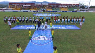 Se definieron los cruces de los cuartos de final de la Copa Presidente