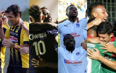 Un Viernes sabroso lleno de fútbol, hoy se juega la Jornada #12 del Torneo Clausura
