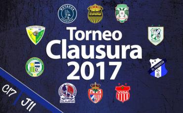 Datos que nos dejo la Jornada #11 del Torneo Clausura 2017