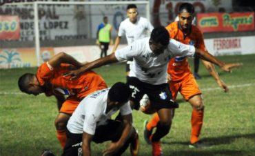 En un partidazo, Honduras Progreso no pudo en casa ante Motagua