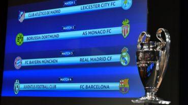 Duelo de Titanes en los cuartos de Final de la Champions League