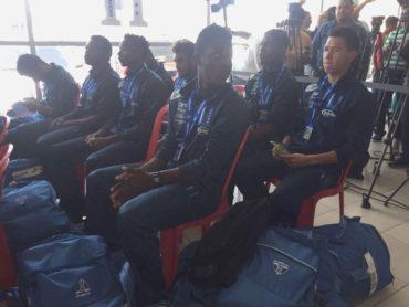 """¡Bienvenido Mundialistas! La """"H"""" Sub-20 regresó al país después de disputar el Premundial"""