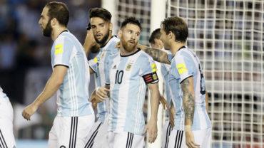 Messi dio oxígeno a Argentina en eliminatorias