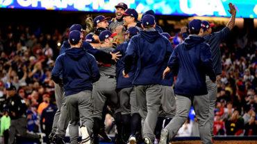 Estados Unidos se coronó por primera vez en el Clásico Mundial de Beisbol