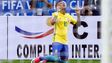 ¡Brasil ya está en el Mundial de Rusia 2018!