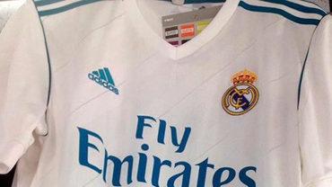 Nueva playera del Real Madrid ya circula en redes sociales