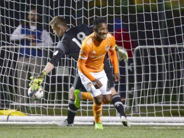 Gol de Romell Quioto ha sido elegido como el mejor de la fecha #1 en la MLS
