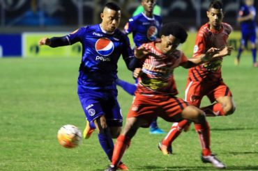 La Liga Nacional anunció que el partido entre Vida-Motagua se suspende