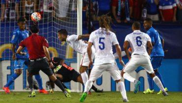 EE.UU.-Honduras se jugará a las 8:50 PM por las Eliminatorias Mundialistas
