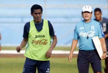 """Andy Najar: """"Siempre vengo motivado a la Selección, estoy feliz de estar aquí"""""""