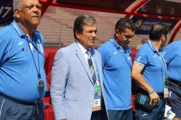"""Jorge Luis Pinto: """"Honduras va trabajar mucho para hacer una buena Copa Oro"""""""