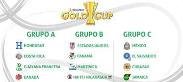 """La """"H"""" ya conoce sus rivales de la Copa Oro 2017"""
