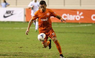 Jairo Puerto debutó con el Puerto Rico FC en la NASL