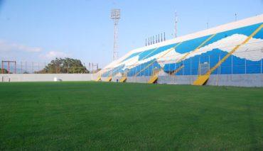 Estadio Morazán ya está listo para el duelo entre Honduras-Costa Rica