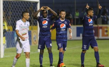 Motagua, Gustó, Gano y Bailo al Platense en Tegucigalpa