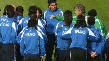 El orgullo de un Irak herido