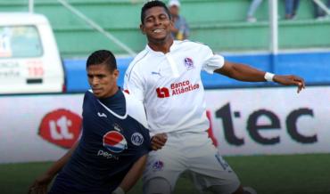 Motagua logró rescatar un punto ante Olimpia en el clásico capitalino