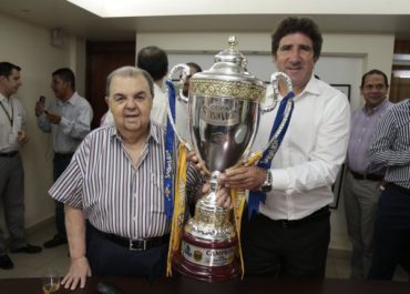 """Héctor Vargas: """"Don Rafael Ferrari es el que siempre me ha respaldado"""""""