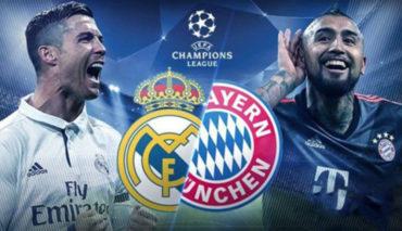 Madrid y Bayern, dos colosos europeos por el pase a semis