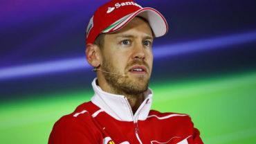 """Vettel: """"Mercedes todavía es el equipo favorito"""""""