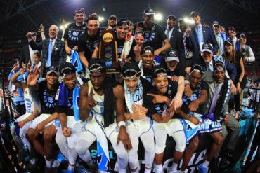 Los North Carolina Tar Heels se coronaron campeones de la NCAA