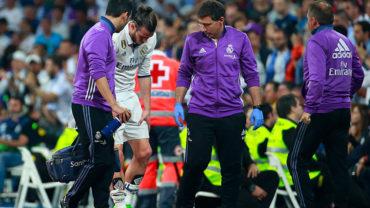 Gareth Bale, baja para la ida de semis en Champions por lesión
