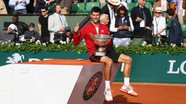Roland Garros aumentó bolsa de premios para ganadores