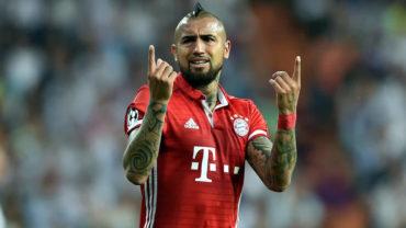 """Vidal: """"Esta clase de robo no puede pasar en Champions"""""""