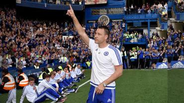 La era de John Terry con Chelsea llegará a su fin tras 22 años