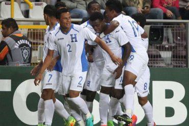 Honduras se preparará ante Venezuela a nivel Sub-20