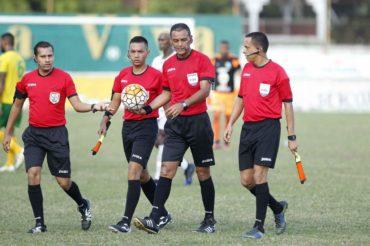 La ultima jornada del Torneo Clausura ya tiene las cuartetas arbitrales definidas