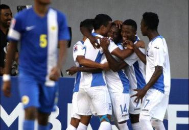 """La """"H"""" Sub-17 asegurar su pase ante Haití a la siguiente ronda del Premundial"""