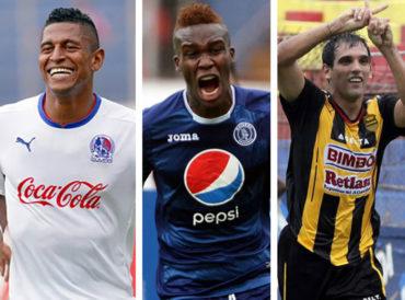 Olimpia, Motagua y Real España a evitar el repechaje en la ultima jornada