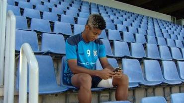 'Choco' Lozano no fue convocado por Tenerife para el juego ante Rayo Vallecano