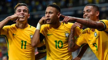 Brasil vuelve a la cima del ranking FIFA