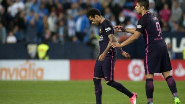 Tres partidos de suspensión dejarán a Neymar fuera del clásico ante el Madrid