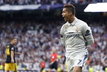 Cristiano Ronaldo aplastó al Atlético y el Madrid a un paso de la Final